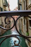 Une vue de Venezia de Canale grand photographie stock libre de droits