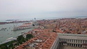 Une vue de Venise Images libres de droits