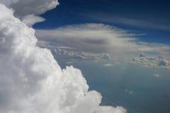Une vue du ciel -2 photos stock