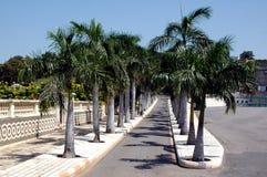 Une vue à la ville de film de Ramoji - Hyderabad Images stock