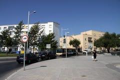 Une vue moderne de Cadix, une des villes les plus antiques d'Europe occidentale Photos libres de droits