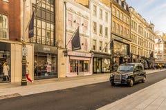 Une vue typique à Londres photo libre de droits