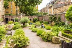 Une vue typique à Londres centrale R-U image stock