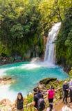 Une vue typique en Costa Rica images stock