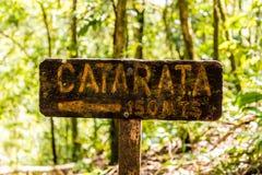Une vue typique en Costa Rica photographie stock libre de droits