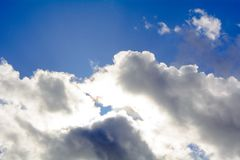 Heaven, sky Royalty Free Stock Image