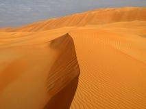 Unebenheit Al Khali 13 Stockfotografie