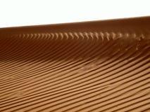 Unebenheit Al Khali Stockbild