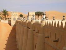 Unebenheit Al Khali 36 Stockfotografie