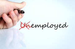 Unemployed Concept Stock Image
