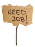 Unemployment concept Stock Image