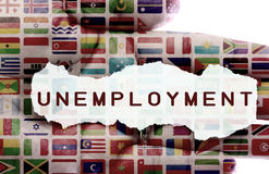 Unemployment stock photo