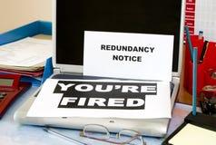 Unemployment and Redundancy Stock Photos
