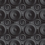 Unending raster black music. Endless luxury retro underlying grid for packaging printing, paper, wallpaper, tiles and ceremonial textiles and accessories. Raster stock illustration
