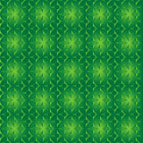 Unending raster green. Endless luxury retro underlying grid for packaging printing, paper, wallpaper, tiles and ceremonial textiles and accessories Royalty Free Illustration