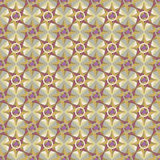 Unending raster purple star Royalty Free Stock Photos