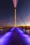 Unendlichkeits-Brücke Lizenzfreies Stockfoto
