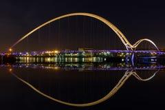 Unendlichkeits-Brücke Stockbild