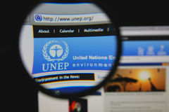 UNEP Royalty Free Stock Photo