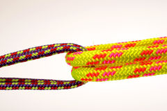 Unequal ropes Royalty Free Stock Photography