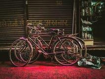 Unerbittliche Farben von pushkar Stockfotos