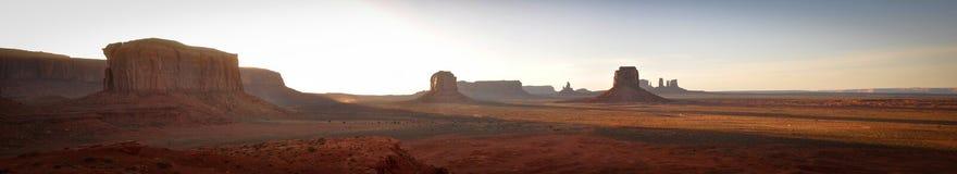 Unermesslichkeit der Monument-Tal-Reserve Lizenzfreie Stockfotos