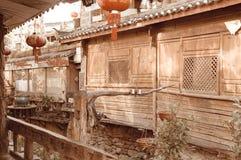 Unesco światowego dziedzictwa miejsce - Lijiang zdjęcie stock