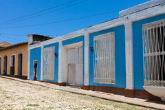 UNESCO Cuba Building and Architecture in Trinidad 7 Stock Photography