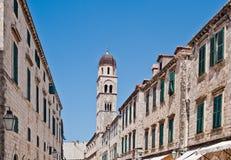 UNESCO-Erbe Dubrovnik Lizenzfreie Stockfotografie