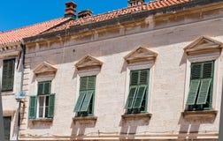 UNESCO-Erbe Dubrovnik Lizenzfreie Stockbilder