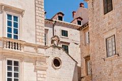 UNESCO-Erbe Dubrovnik Stockfoto