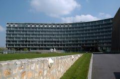 UNESCO-Gebäude Stockfotos