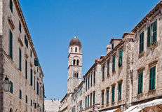 Unesco Heritage Dubrovnik Royalty Free Stock Photography