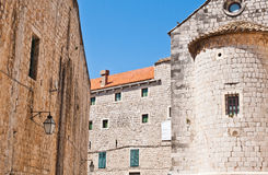 Unesco Heritage Dubrovnik Royalty Free Stock Photos