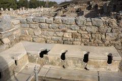 Unesco Heritage Site of the Ancient City of Ephesus, Selcuk, Tur Royalty Free Stock Image
