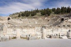 Unesco Heritage Site of the Ancient City of Ephesus, Selcuk, Tur Royalty Free Stock Photo