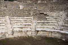Unesco Heritage Site of the Ancient City of Ephesus, Selcuk, Tur Royalty Free Stock Images
