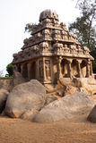 UNESCO heritage site,Mamallapuram Royalty Free Stock Photos