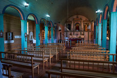 UNESCO Historic Church Stock Image