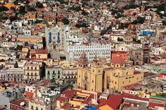 UNESCO Historic Town of Guanajuato, Guanajuato, Mexico Royalty Free Stock Photo