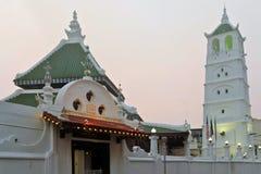 UNESCO Kampung Kling Mosque. Malacca, Malaysia Stock Photography