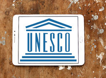 UNESCO logo Fotografia Royalty Free