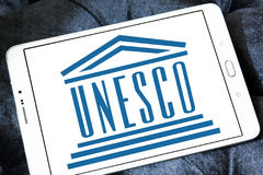 UNESCO logo Obraz Royalty Free