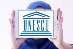 UNESCO logo Obraz Stock