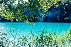 UNESCO National Park in Croatia Stock Photo