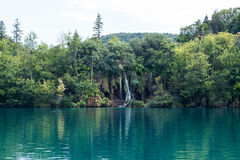UNESCO National Park in Croatia Stock Images