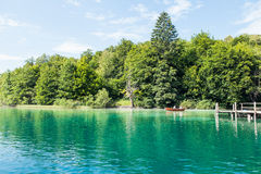 UNESCO National Park in Croatia Stock Photography