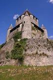 Unesco 12th century tower, Tour Cesar Stock Photo