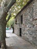 Unesco van stadscolonia Uruguay royalty-vrije stock foto