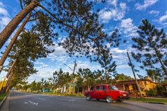UNESCO Vinales, Pinar del Rio Province, Kuba, västra Indies som är karibiska, Central America royaltyfria bilder